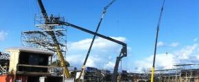Film Set Cranes