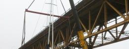 Catamaran Lift
