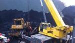 Repairing track on D11 cat